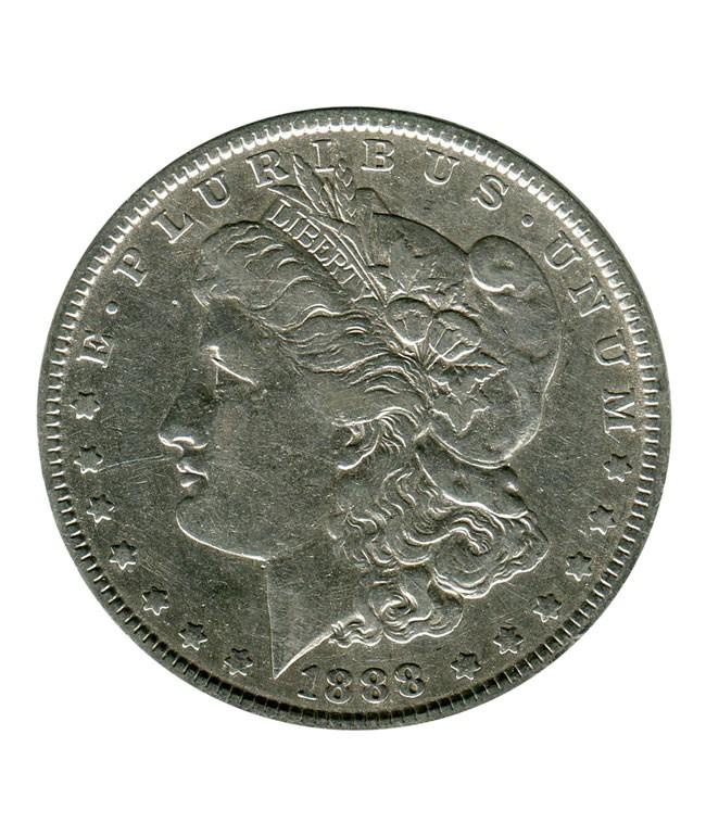 Серебряная монета 1 доллар альбом бородино все 28 монет
