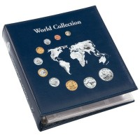 World Collection с листами на 143 монеты