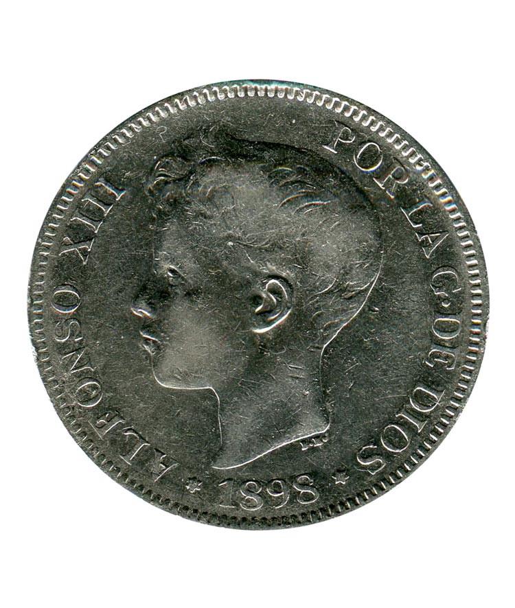 Серебряная монета 1898 один рубль 1965 года цена